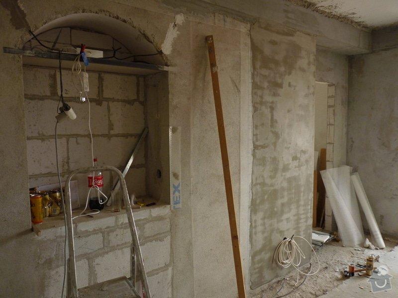 Rekonstrukce bytu v Plzni: P1390549