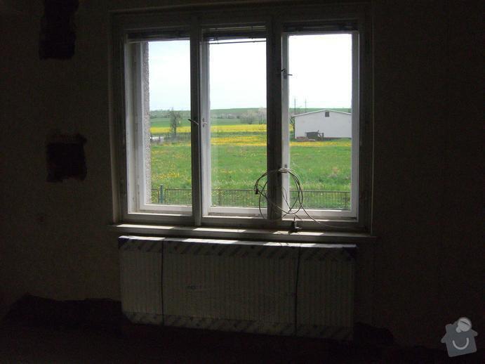 Výměna oken a vchodových dveří: CIMG6254