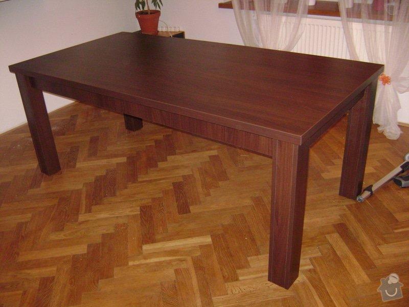 Kuchynská linka +stůl: DSC01011