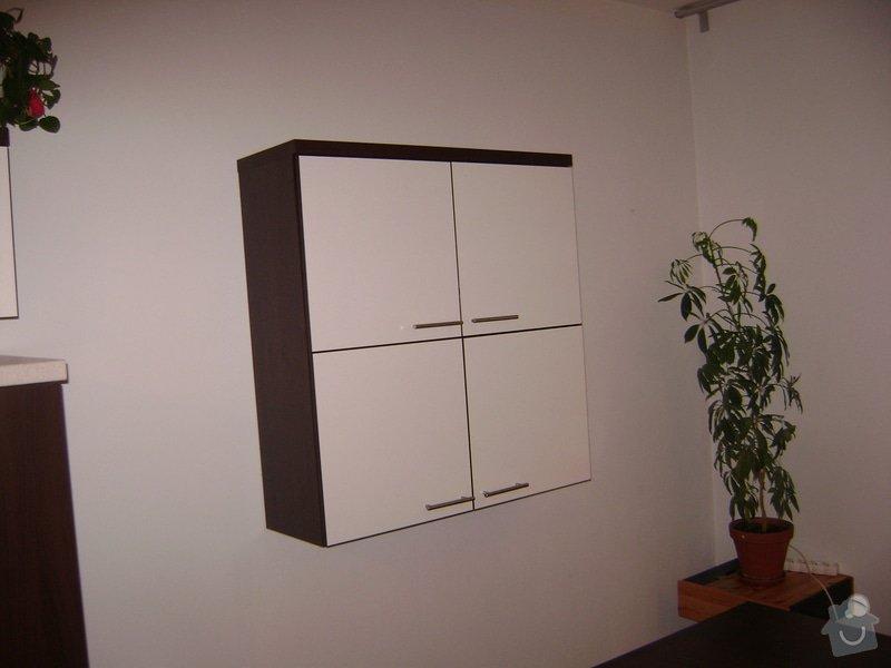 Kuchynská linka +stůl: DSC01006