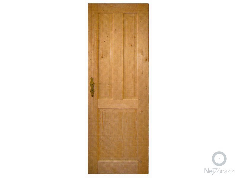 Výroba dveří a zárubní: Dvere