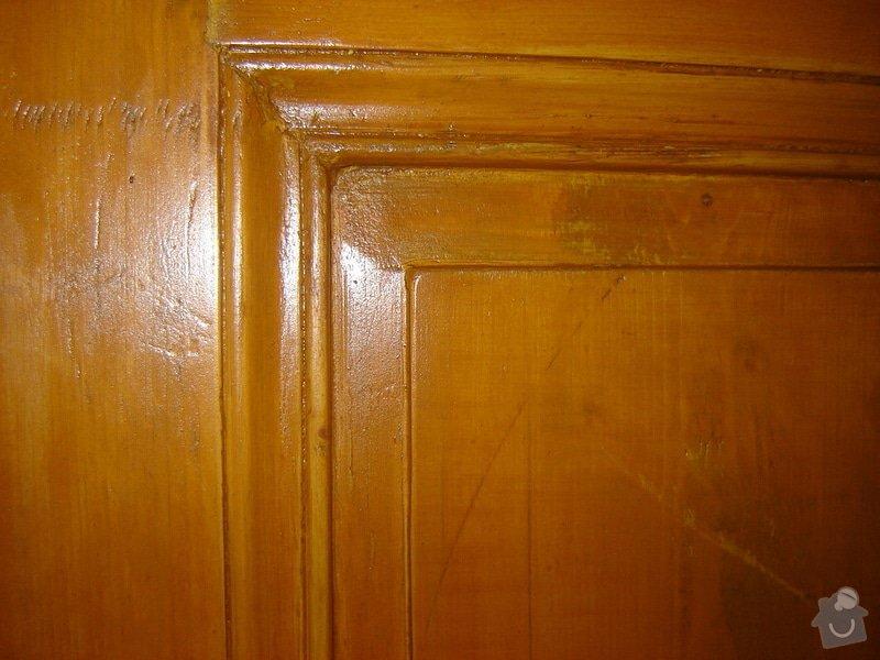 Výroba dveří a zárubní: DSC04165