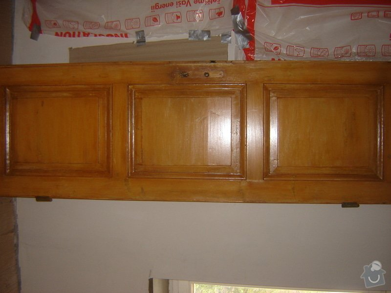 Výroba dveří a zárubní: DSC04166