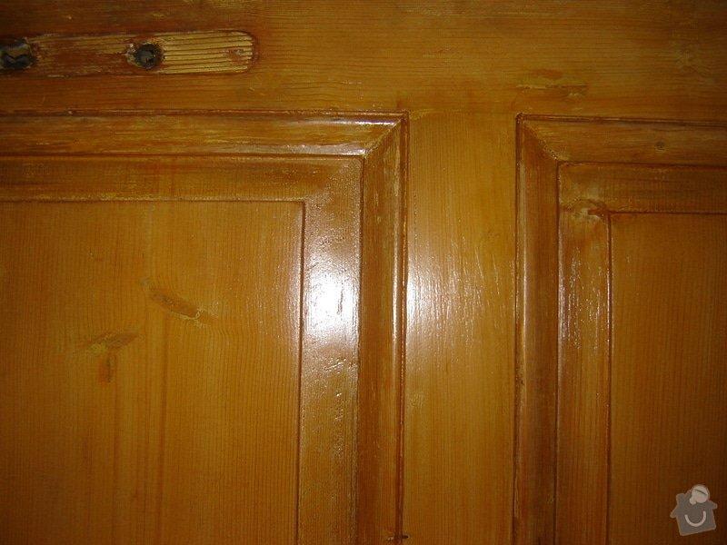 Výroba dveří a zárubní: DSC04167