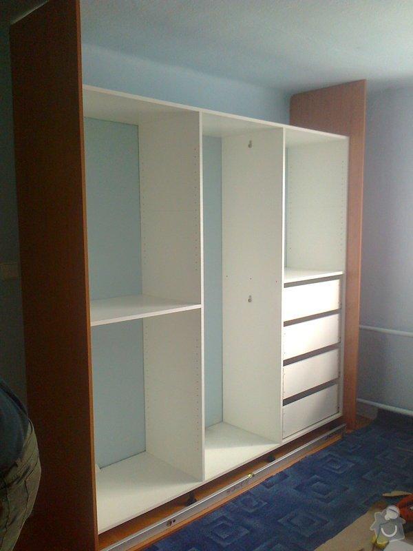 Ložnicové skříně: Fotografie0020