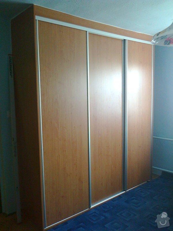 Ložnicové skříně: Fotografie0023