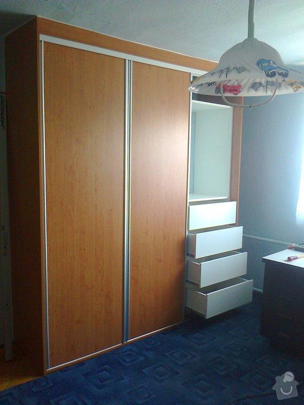 Ložnicové skříně: Fotografie0025