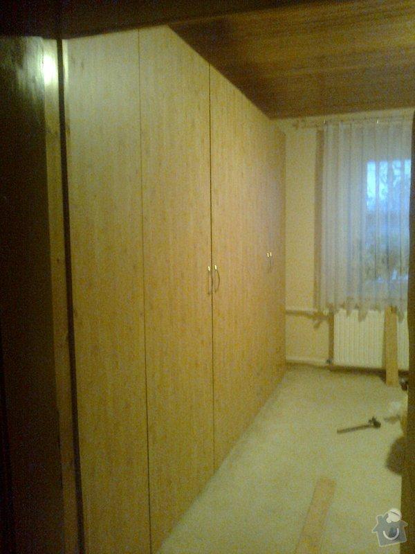 Ložnicové skříně: Fotografie0030