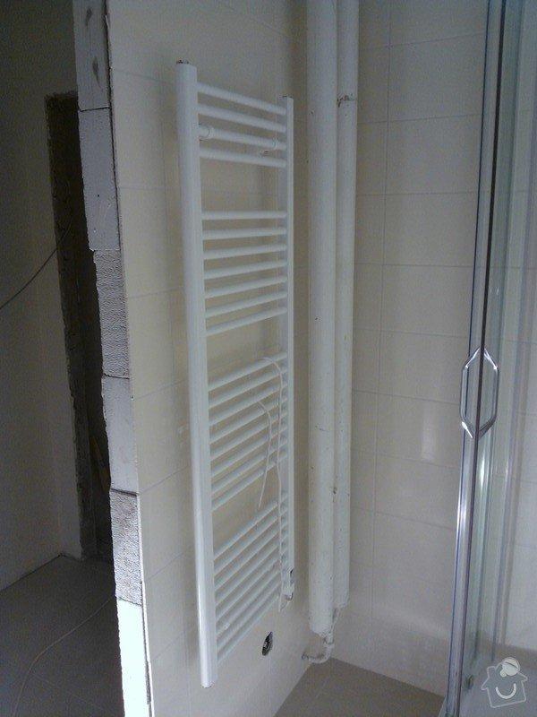 Rekonstrukce koupelny, předsíně, kuchyně: 20130419_201056_WP_000856