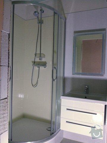 Rekonstrukce koupelny, předsíně, kuchyně: KO8