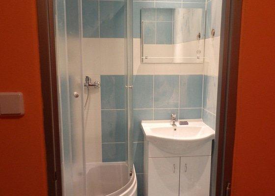 Rekonstrukce koupelny a jádra