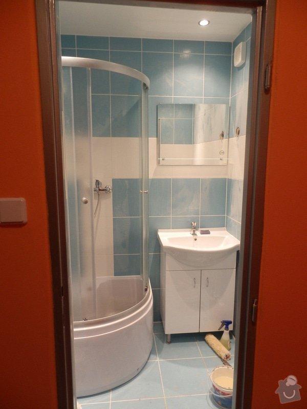 Rekonstrukce koupelny a jádra : P4240327