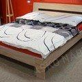 Dvujluzkova postel 2xnocni stolek postel 180 200 14
