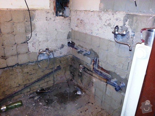 Rekonstrukce části bytu: 20130404_142149