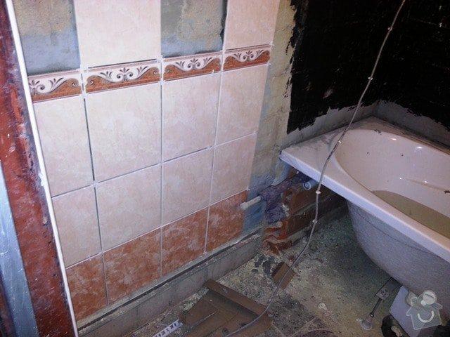 Rekonstrukce části bytu: 20130409_164711
