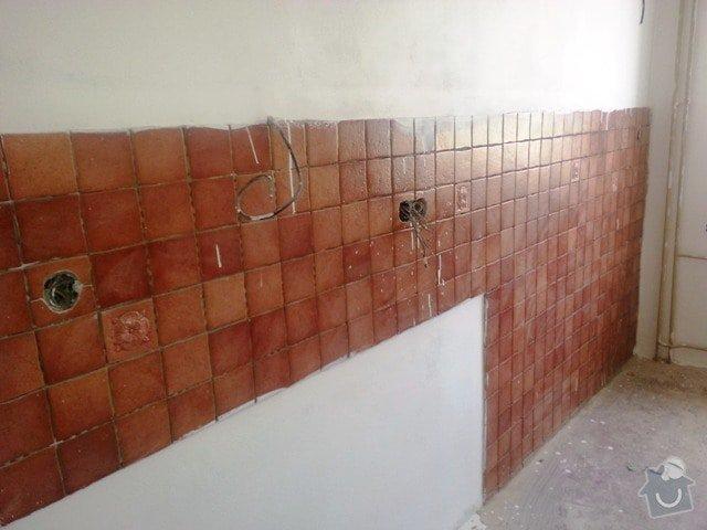 Rekonstrukce části bytu: 20130423_154541