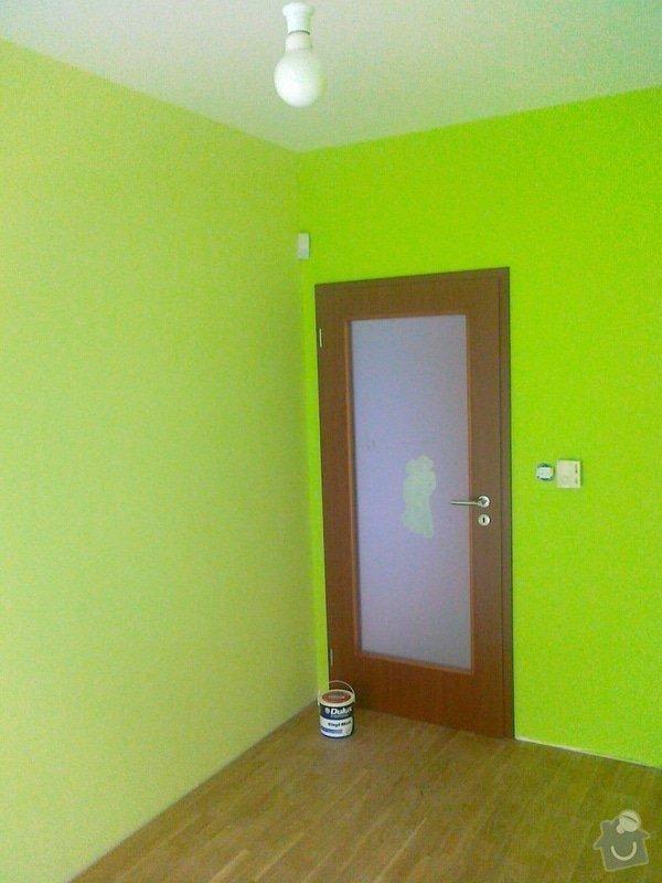Malířská práce, 4 pokoje: kveten_008
