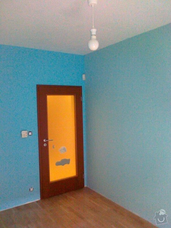 Malířská práce, 4 pokoje: kveten_012