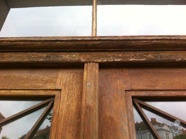 Repase vstupních dveří: SN_dvere_1