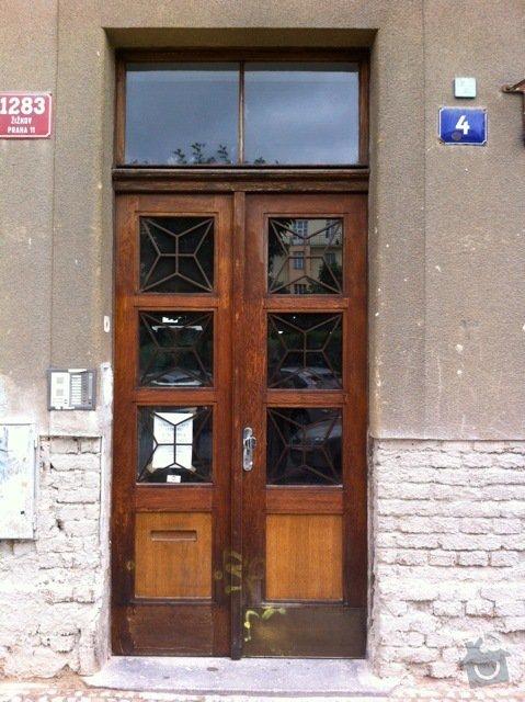 Repase vstupních dveří: SN_dvere_2
