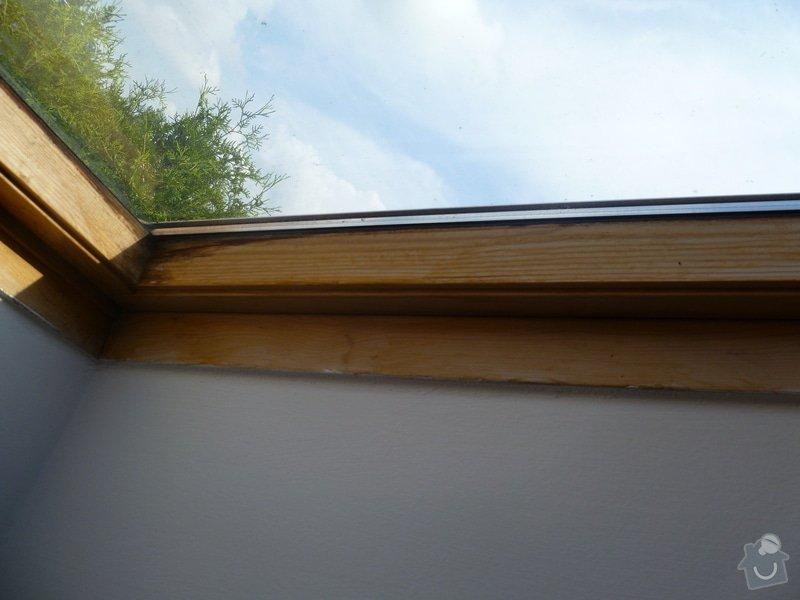 Natreni stresnich oken Velux: P1040224