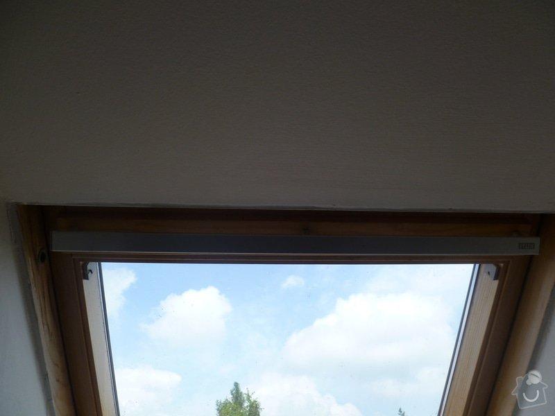 Natreni stresnich oken Velux: P1040226