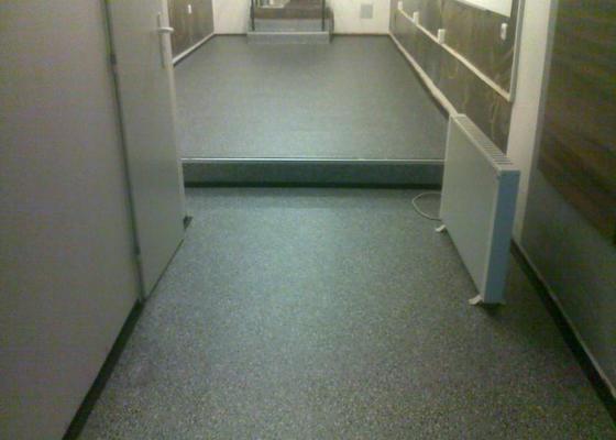 Výměna podlahových krytin