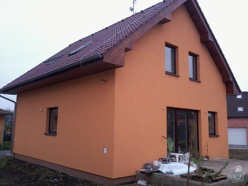 Podbití střechy, izolaci, fasáda rod. domu: 2013-04-29_15.24.25