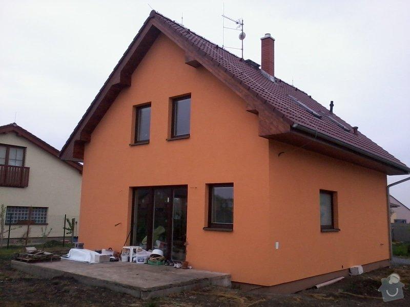 Podbití střechy, izolaci, fasáda rod. domu: 2013-04-29_15.24.41