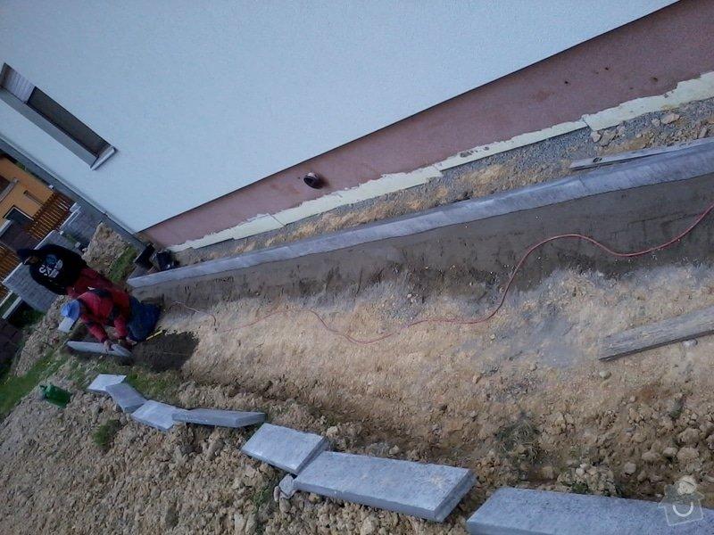 Dokončení zámkové dlažby + vstupní schodiště: zamkovka_11