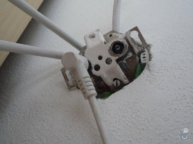 Zapojení anténních kabelů: P1060279