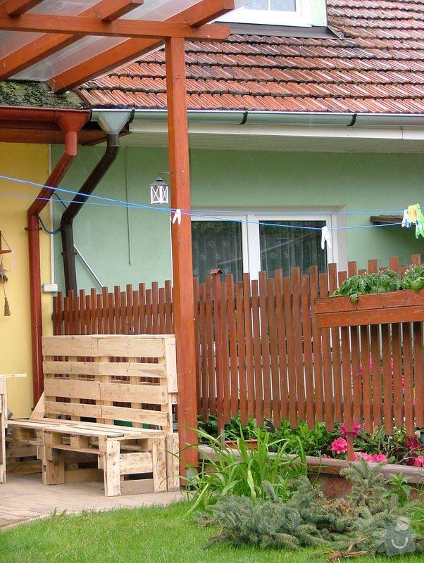 Dostavba plotu RD v obci Brandýsek: DSCF7257