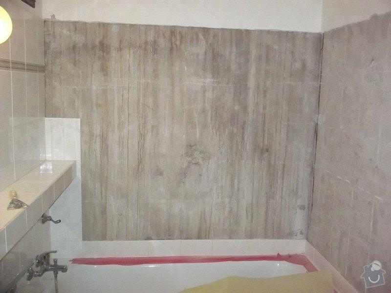 Oprava obkladu v koupelně: 100_1507
