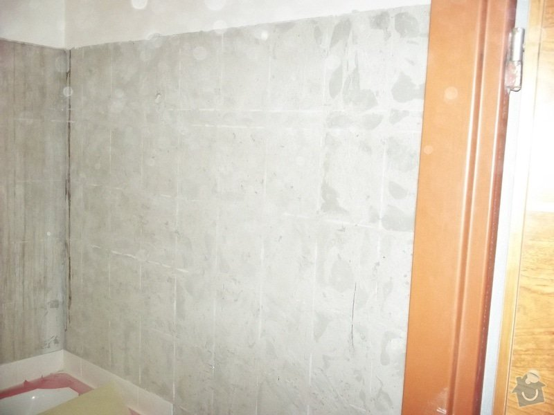 Oprava obkladu v koupelně: 100_1508