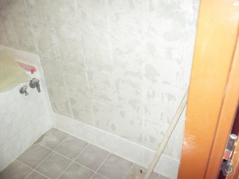 Oprava obkladu v koupelně: 100_1509