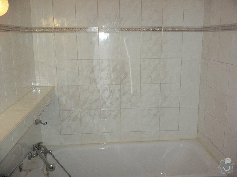 Oprava obkladu v koupelně: 100_1510