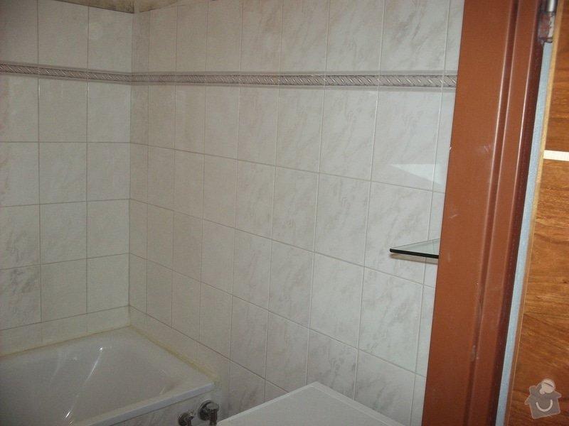 Oprava obkladu v koupelně: 100_1511
