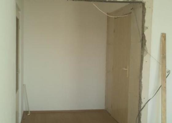 Sádrokaronář/zedník (1 pokoj)