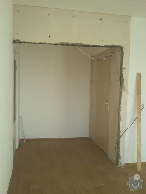 Sádrokaronář/zedník (1 pokoj): loznice1