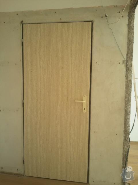 Sádrokaronář/zedník (1 pokoj): loznice2