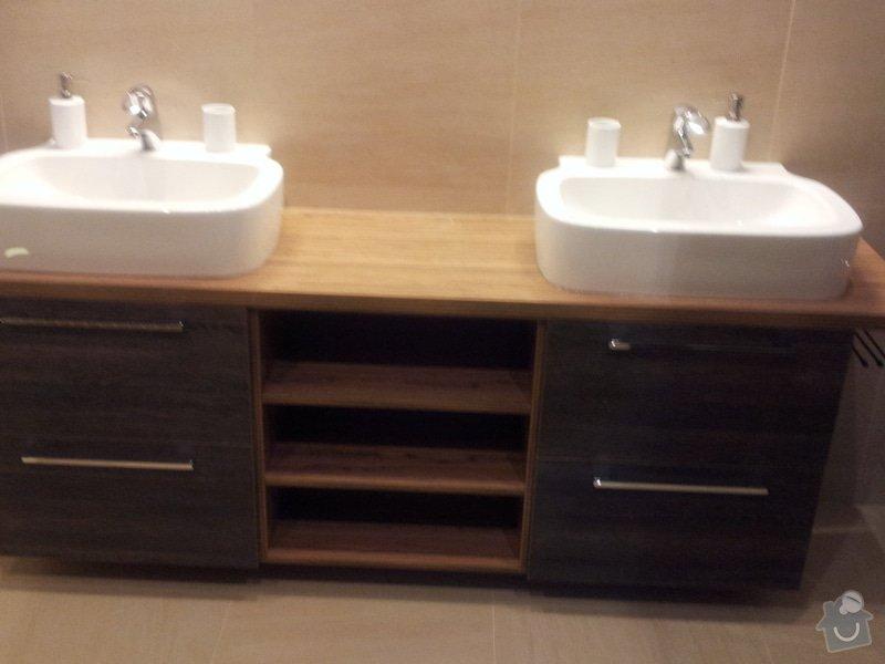 Kuchyně, vestavěné skříně, koupelnový nábytek, obývák: fotak_323