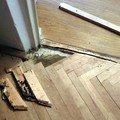 Rekonstrukce bytu stara podlaha