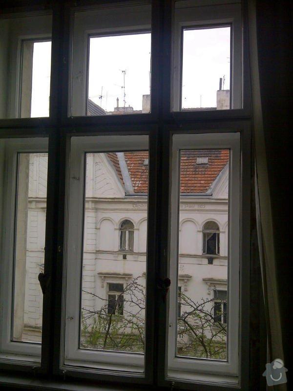 Dokončení repase špaletových oken: foto1