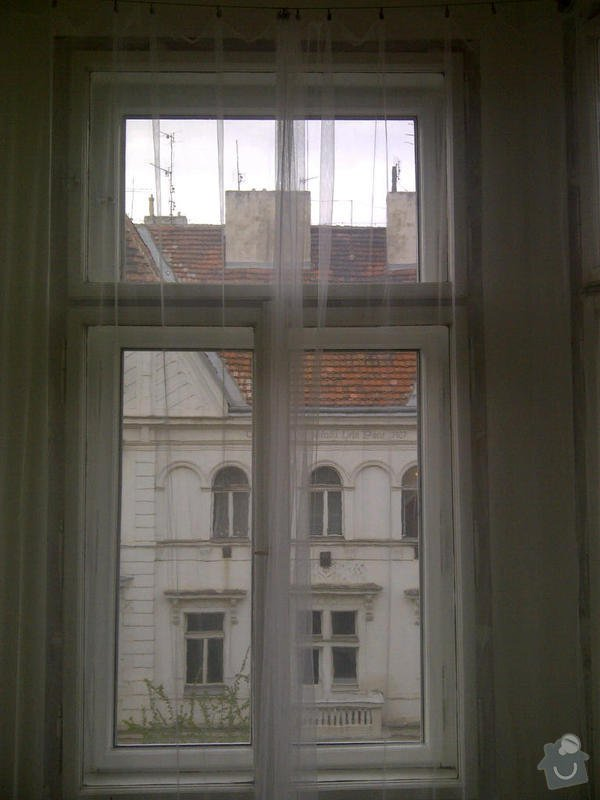 Dokončení repase špaletových oken: foto2