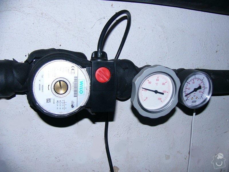 Instalace trubicového solárního systému: P1080711