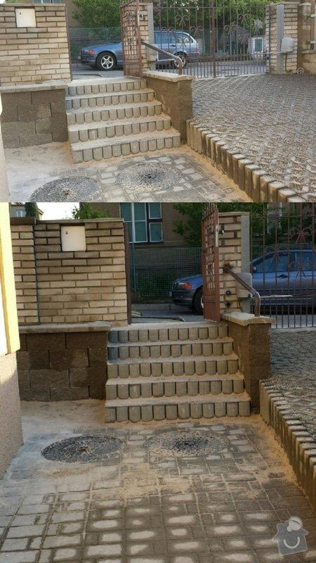 Zamková dlažba, palysady, plotové steny: Kyje_upravy_pov_0005_20130528230641