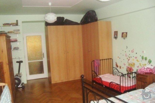 Štuky v celém bytě (62 m2, příčka, výměna 2 zárubní, výměna 3 topení, výměna obkladu v kuchyňské lince: DSC07191