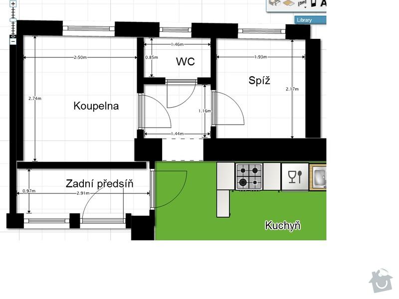 Betonování podlahy: Vedrovice_Podlahy