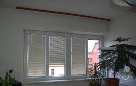 Výměna garnýže, začištění stropu : DSC_0737