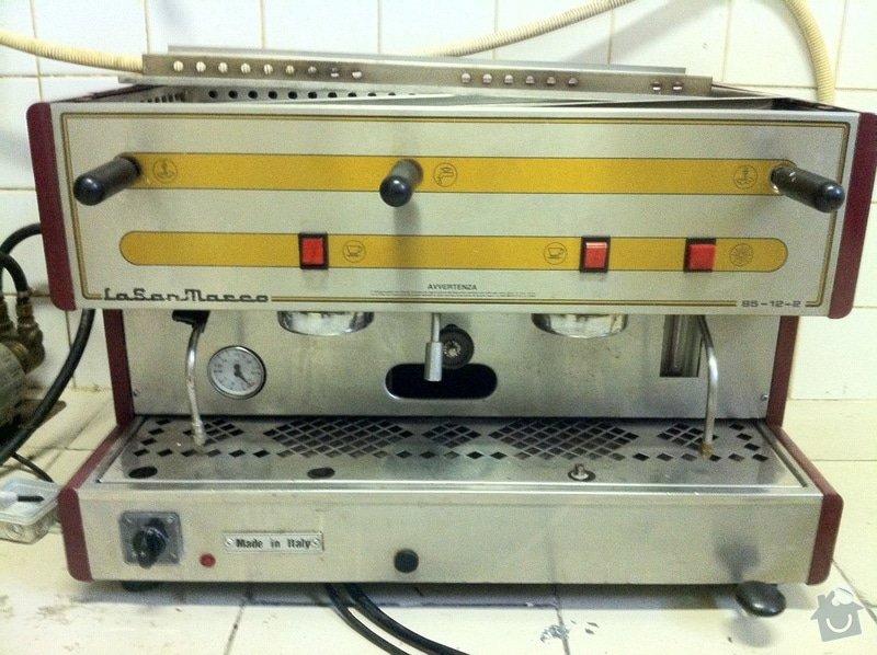 Oprava kavovaru LA SAN MARCO: photo_1